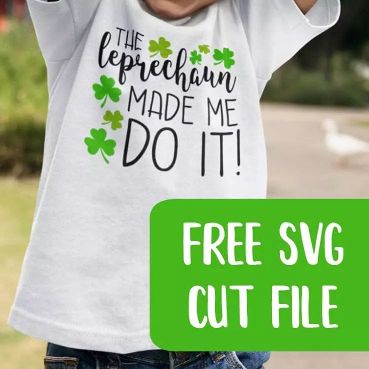 Download Free St. Patrick's Day SVG Cut File for Silhouette ...