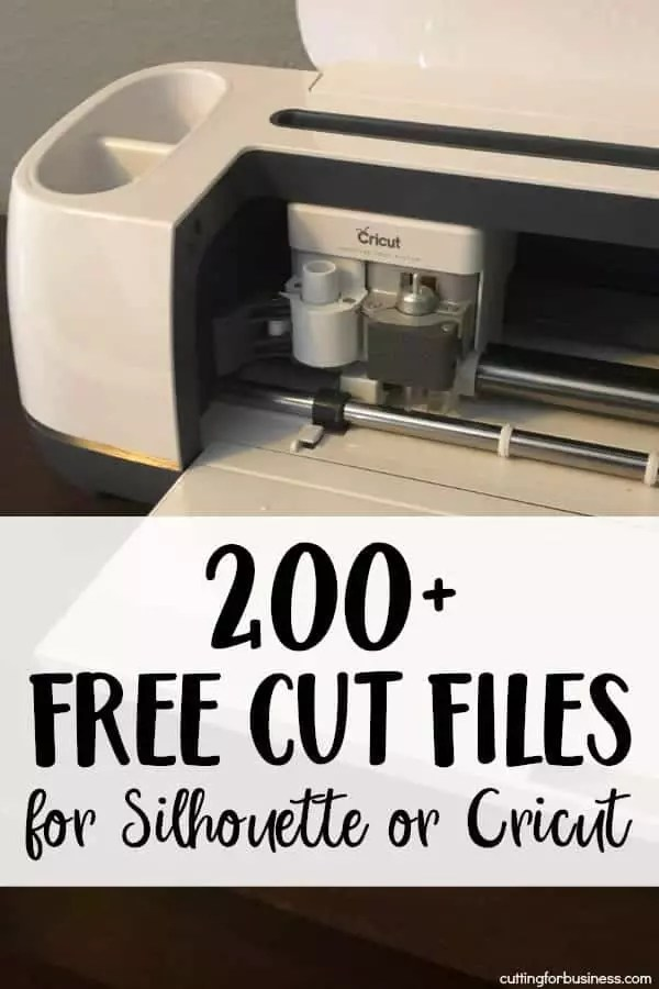 Download 200+ Free Commercial Use SVG Cut Files - Cutting for Business