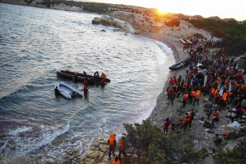 The Reality of the Refugee Crisis – Accounts from Chios