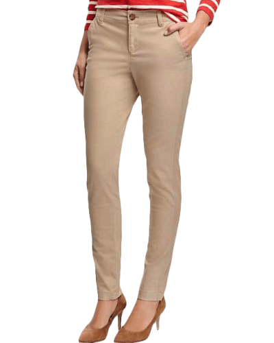 Tailored Female Slim Pants