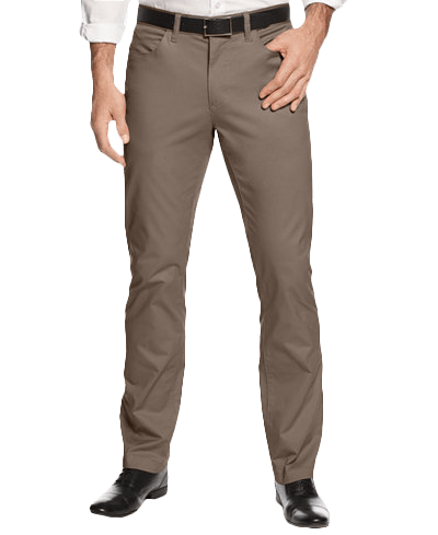 Tailored Male Slim Pants