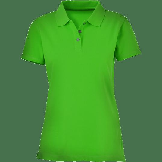 Plain Apple Green Polo Shirt – Cutton Garments