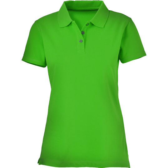Plain Apple Green Polo Shirt – Cutton Garments