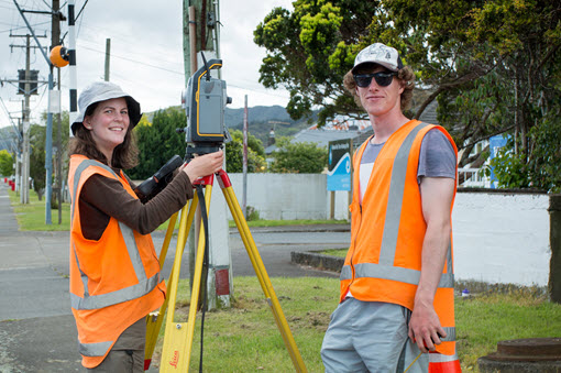 land surveying Wainuiomata projects-10