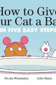 How to Give Your Cat a Bath in Five Easy Steps -