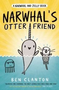 Narwhal's Otter Friend -