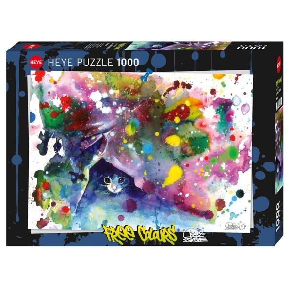 Cuy Games - 1000 PIEZAS - MEOW -