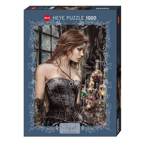 Cuy Games - 1000 PIEZAS - POISON -