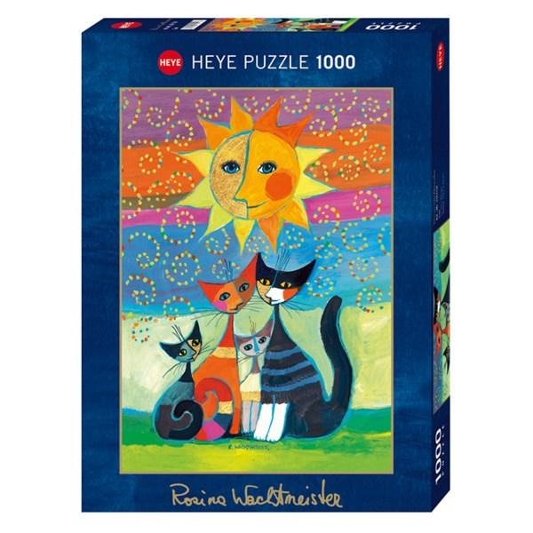 Cuy Games - 1000 PIEZAS - SUN -