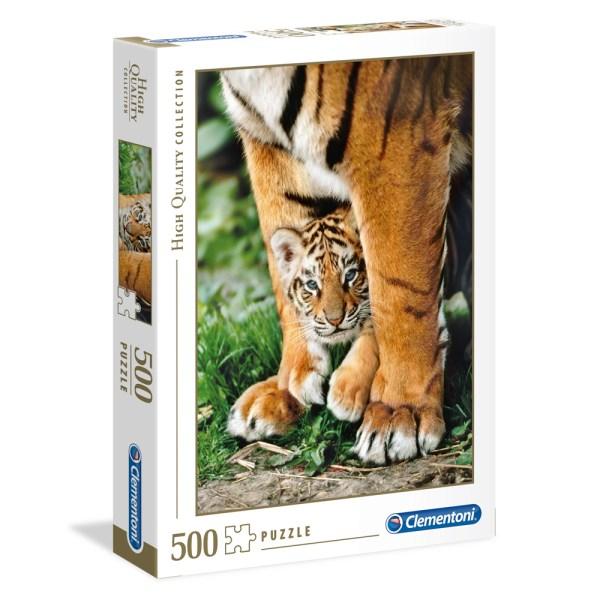 Cuy Games - 500 PIEZAS - BENGAL TIGER CLUB -