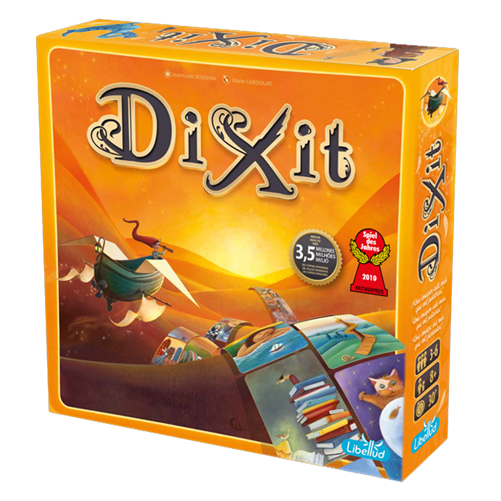 Cuy Games - DIXIT -