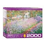 Cuy Games - 2000 PIEZAS - EL JARDIN DE MONET -