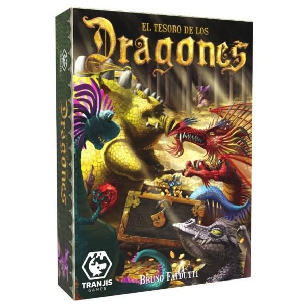Cuy Games - EL TESORO DE LOS DRAGONES -