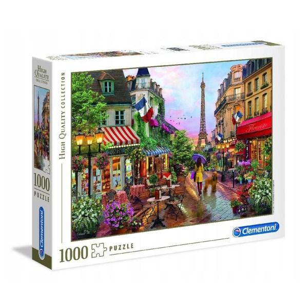 1000 PIEZAS – FLOWERS IN PARIS