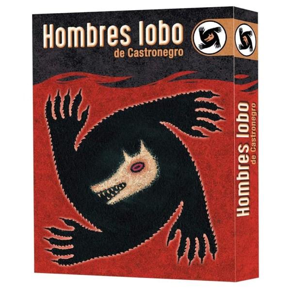 HOMBRES LOBO – CASTONEGRO