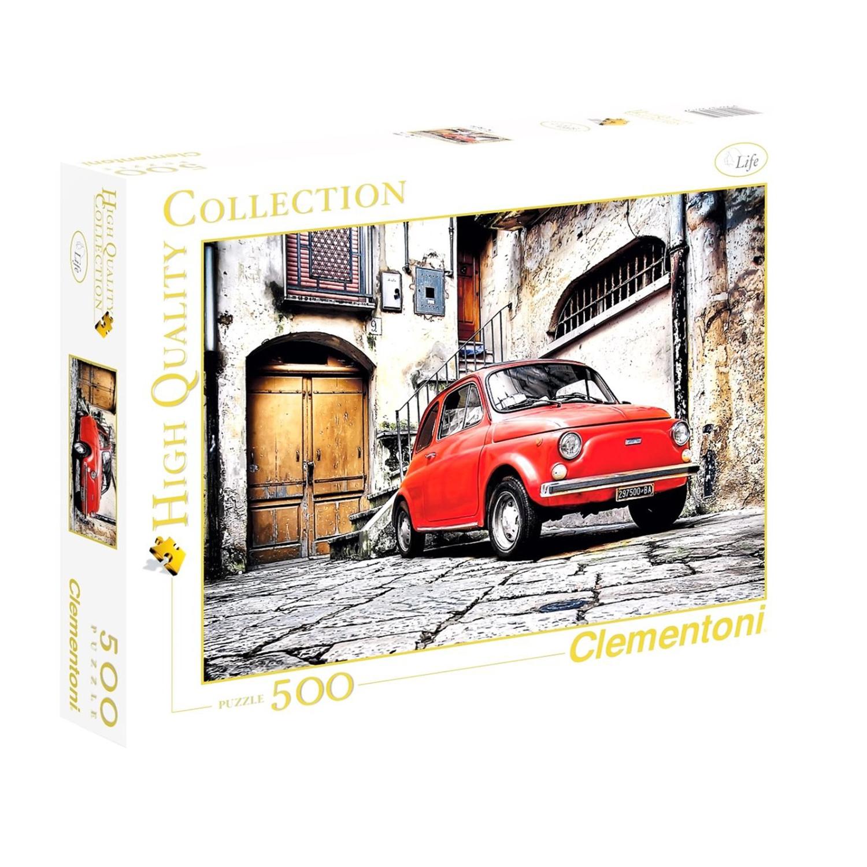 Cuy Games - 500 PIEZAS - ITALIAN STILY -