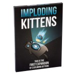 Cuy Games - IMPLODING KITTENS EXPANSION DE 20 CARTAS -