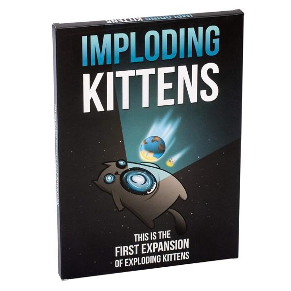 IMPLODING KITTENS EXPANSION DE 20 CARTAS