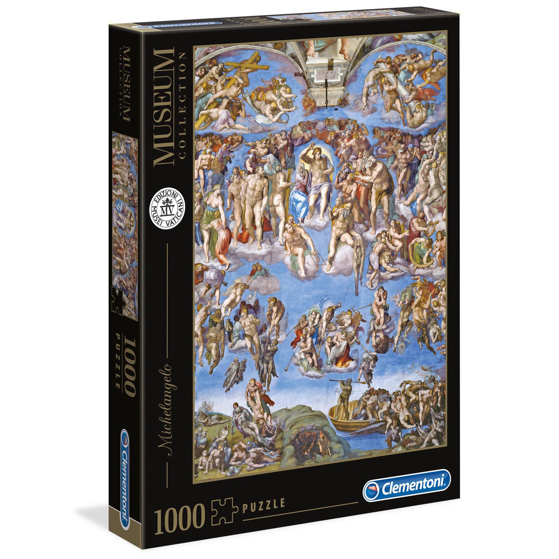 Cuy Games - 1000 PIEZAS - MICHELANGELO -