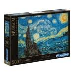 Cuy Games - 500 PIEZAS - STARRY NIGHT - NOCHE ESTRELLADA -