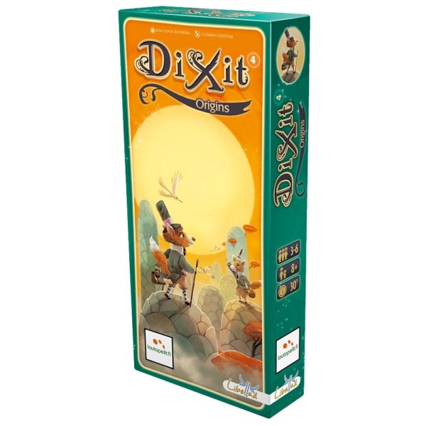 Cuy Games - DIXIT ORIGINS -