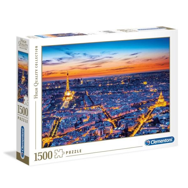 Cuy Games - 1500 PIEZAS - PARIS VIEW -
