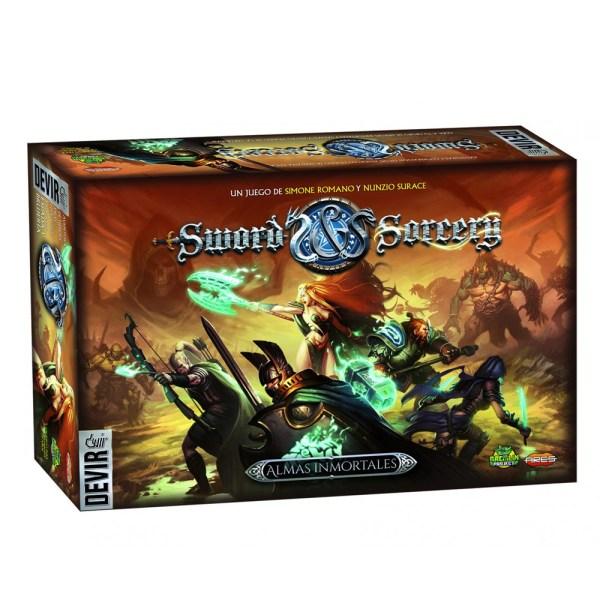 Cuy Games - SWORD & SORCERY -