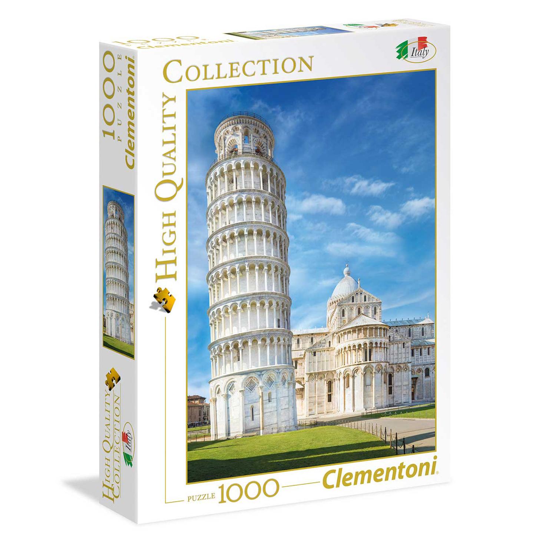 Cuy Games - 1000 PIEZAS - TORRE DE PISA -