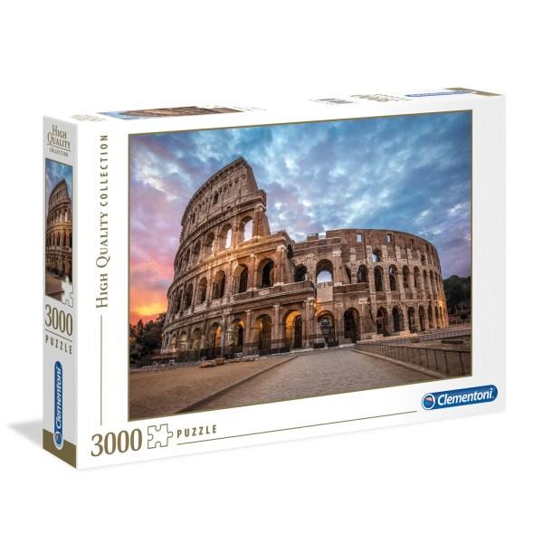 3000 PIEZAS – COLISEO ROMANO