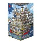 Cuy Games - 1500 PIEZAS - CRUISE -
