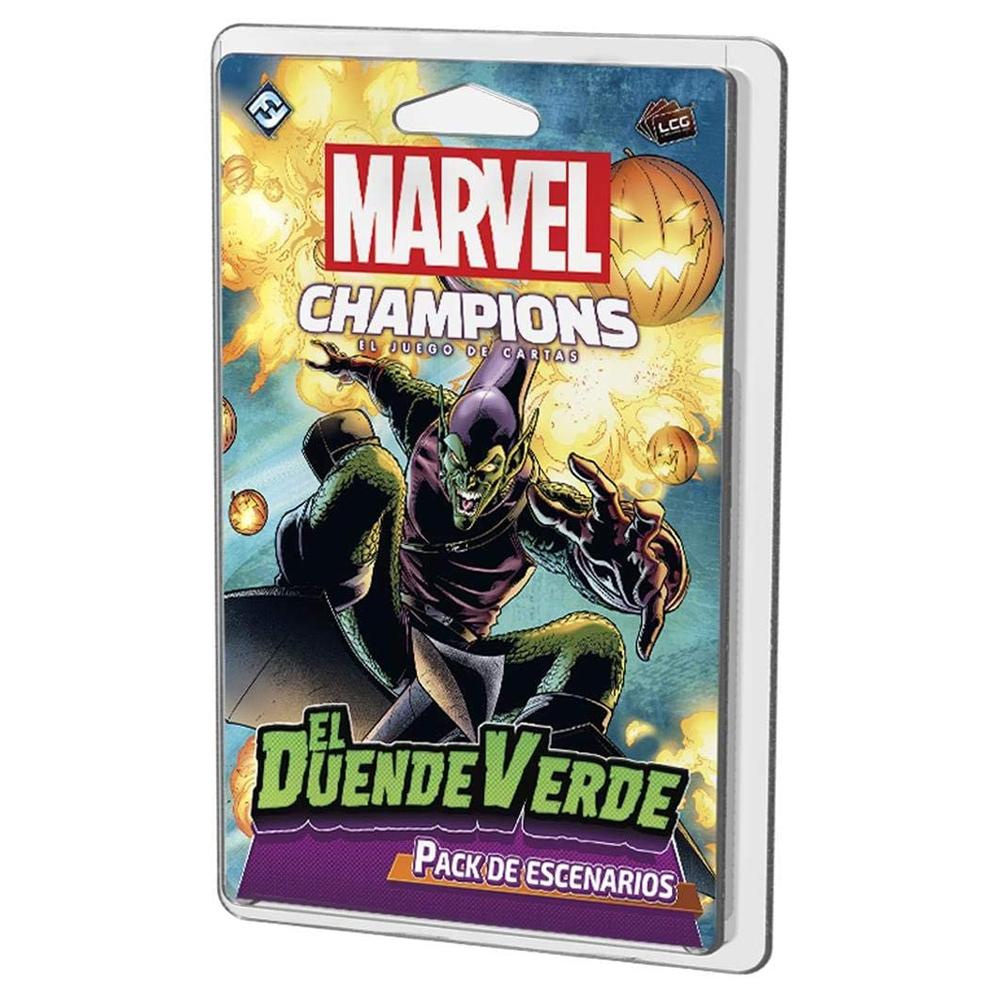 Cuy Games - MARVEL CHAMPIONS - EL DUENDE VERDE -