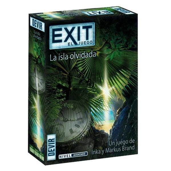 EXIT EL JUEGO – LA ISLA OLVIDADA