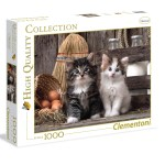 Cuy Games - 1000 PIEZAS - LOVELY KITTENS -