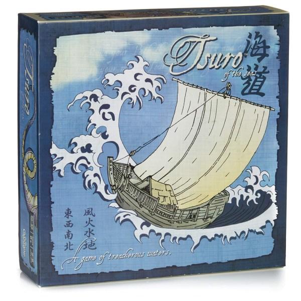Cuy Games - TSURO OF THE SEAS -