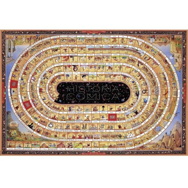 4000 PIEZAS – HISTORIA COMICA – OPUS 1
