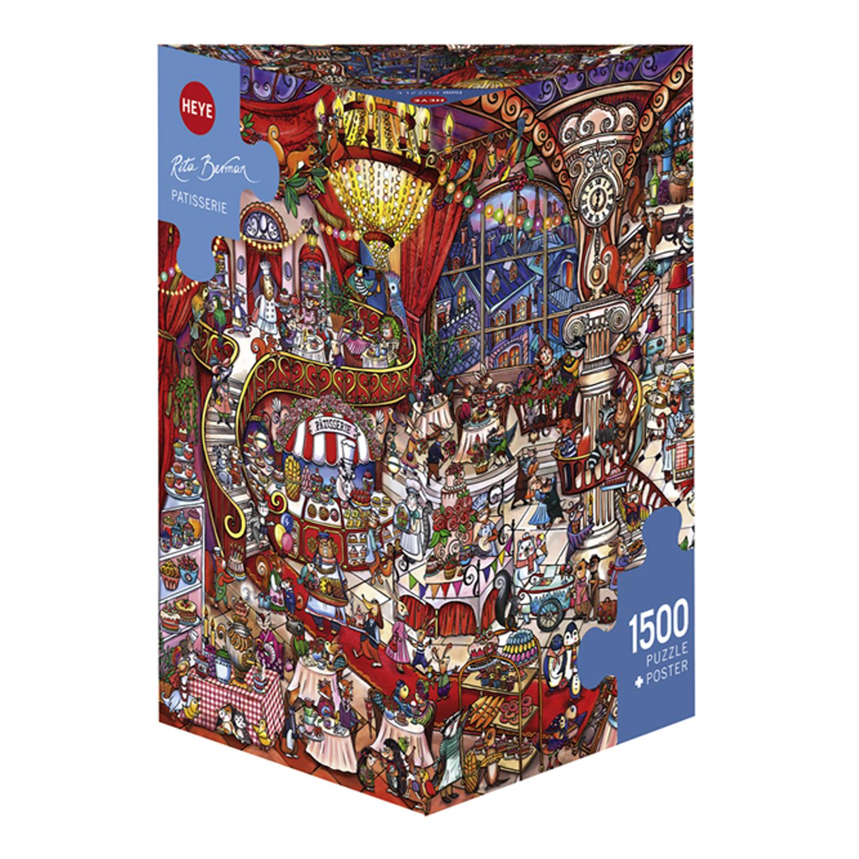 Cuy Games - 1500 PIEZAS - PATISSERIE -