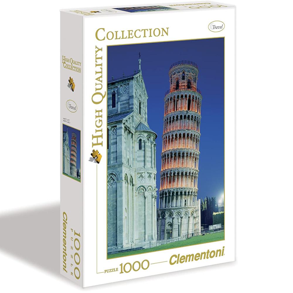 Cuy Games - 1000 PIEZAS - PISA COLLECTION -