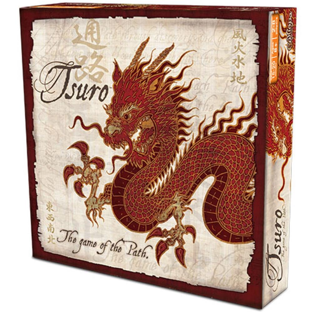 Cuy Games - TSURO -