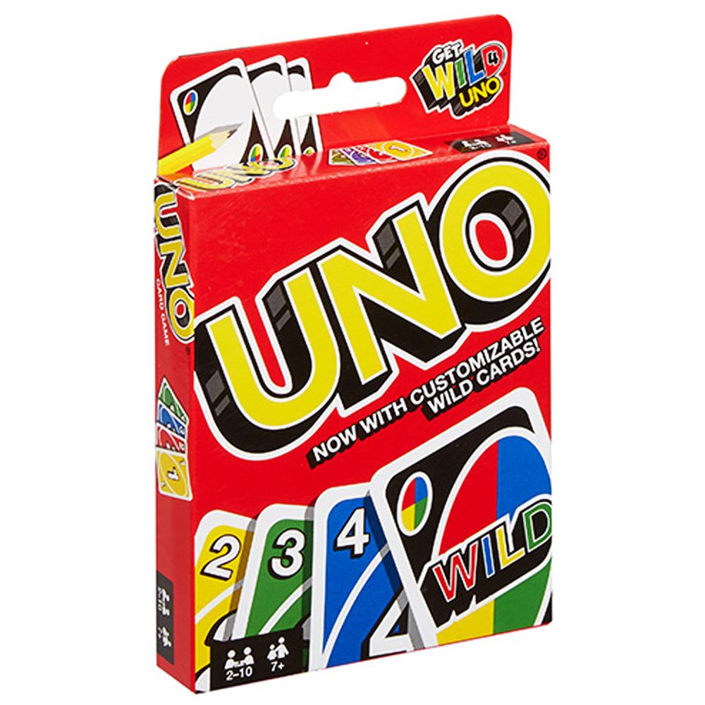 Cuy Games - CARTAS UNO -