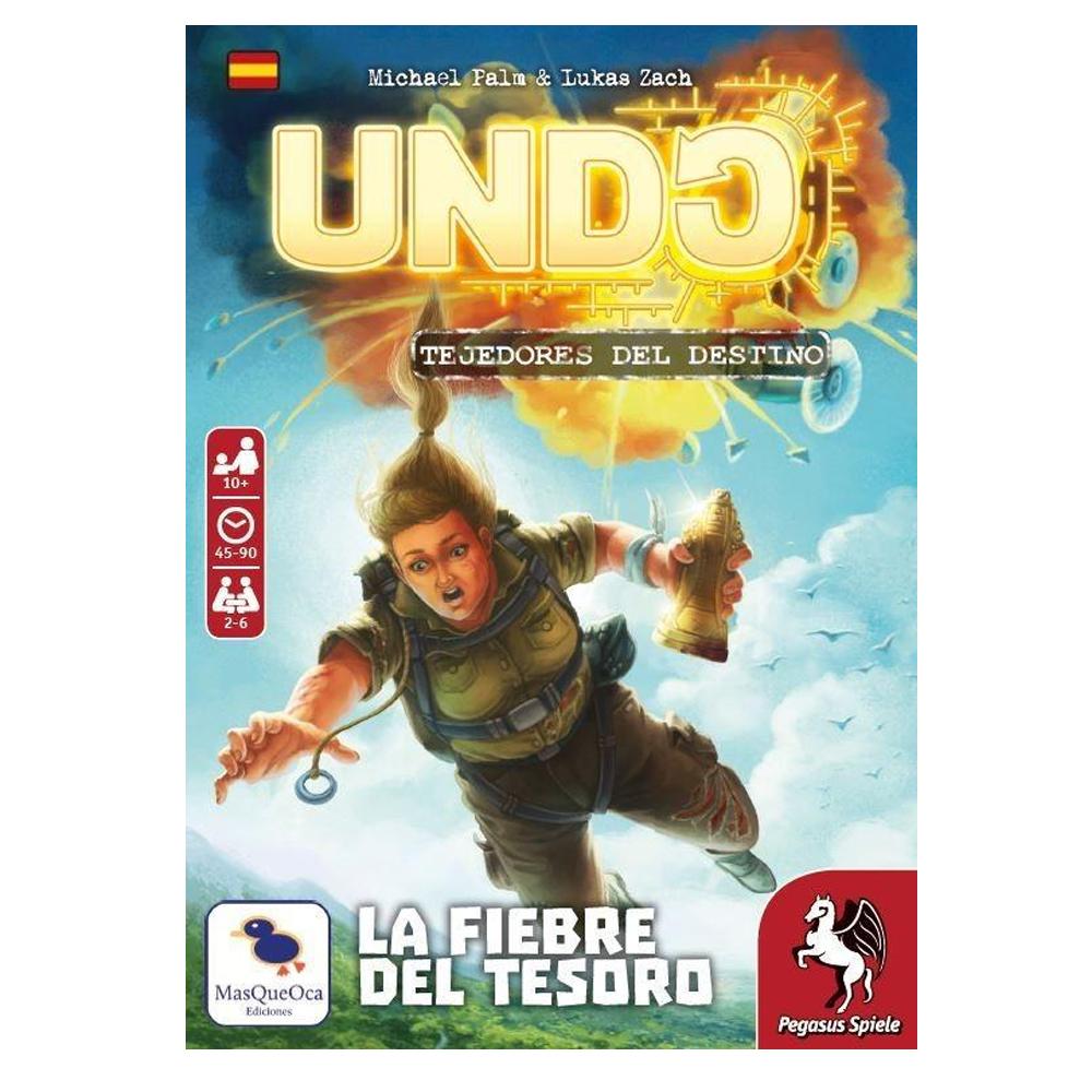 Cuy Games - UNDO: LA FIEBRE DEL TESORO -