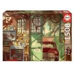 Cuy Games - 1500 PIEZAS - VIEJO GARAGE JONES -