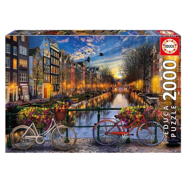 Cuy Games - 2000 PIEZAS - AMSTERDAM -