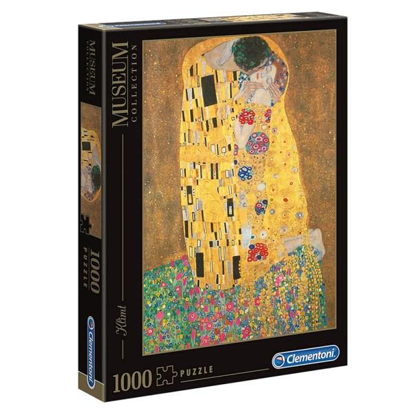 500 PIEZAS – KLIMT – EL BESO