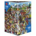 Cuy Games - 1500 PIEZAS - OKTOBERFEST -