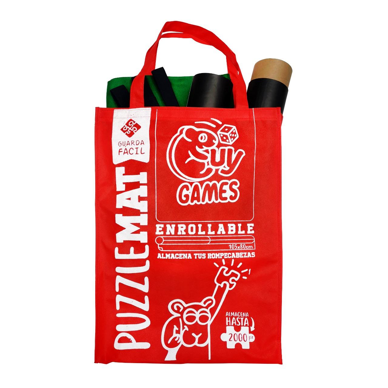 Cuy Games - PUZZLE MAT DE 500 A 2000 PIEZAS -
