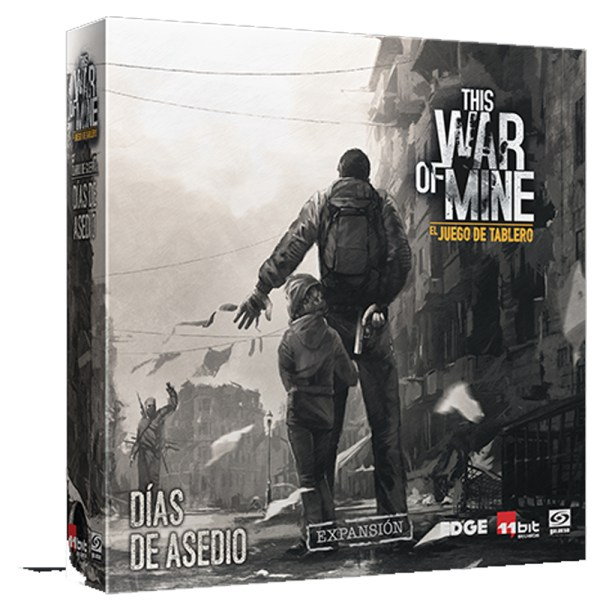 Cuy Games - THIS WAR OF MINE EXP. DIAS DE ASEDIO -