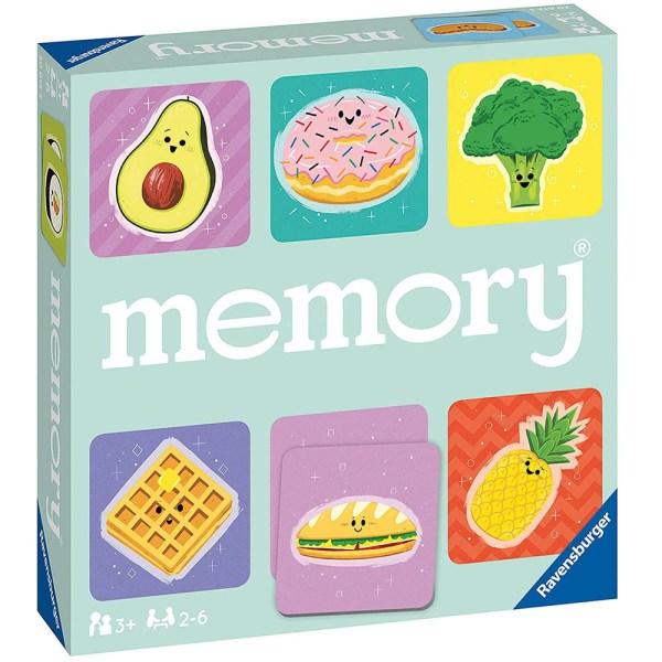 MEMORY FRUTAS Y VEGETALES