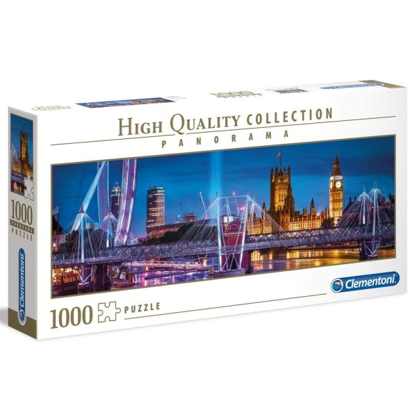 Cuy Games - 1000 PIEZAS - LONDON/LONDRES -