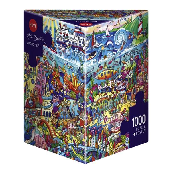 Cuy Games - 1000 PIEZAS - MAGIC SEA -
