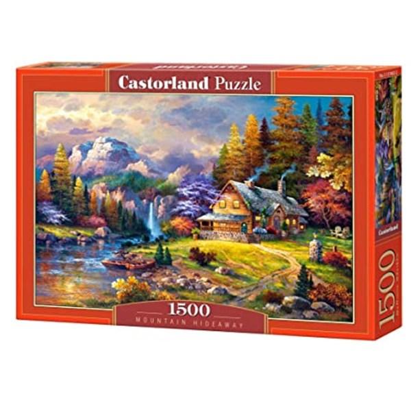 Cuy Games - 1500 PIEZAS - MOUNTAIN HIDEAWAY -